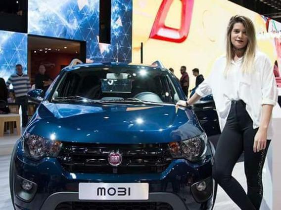 Fiat Mobi 1.0 0km $65.000 O Tu Usado Y Cuotas 0% Interes .d