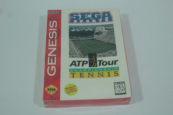 Tennis Atp Tour Mega Drive Lacrado Original Frete Gratis