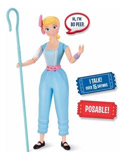 Figura De Acción De Talking Toy Story 4 Disney Pixar Bo Peep