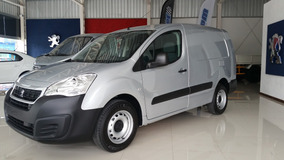 Peugeot Partner B9 0km Modelo 2017,financiacion Promocional
