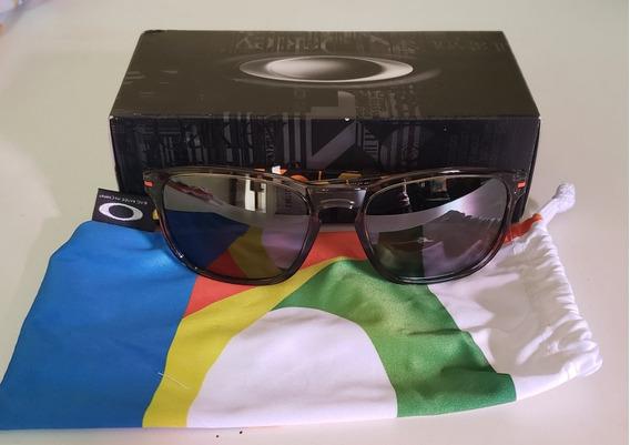 Óculos Oakley Enduro Cristal Black Black Iridium