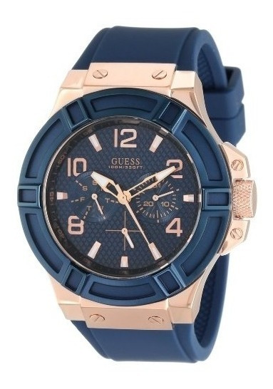 Relógio Masculino Guess - 92479gpgsru6