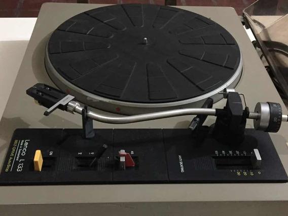 Tocadisco: Lenco L133 Made In Switzerland