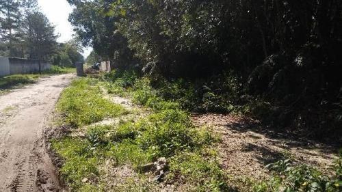 Terreno No Litoral Com 2400 M², Em Itanhaém/sp 6021-pc