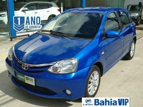 Toyota Etios Xls 1.5 16v Flex, Ozn0427