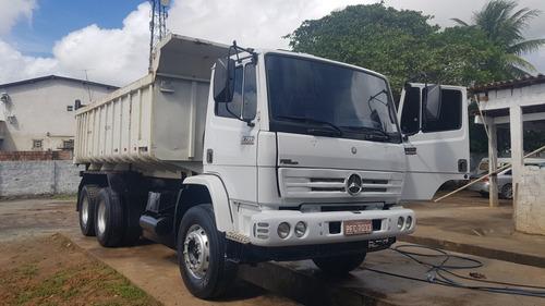 Mercedes-benz 2726k 6x4