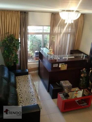 Imagem 1 de 15 de Imob01 - Casa Sobrado 177 M2 - 2 Dormitórios - 1 Suíte - Jd. Olavo Bilac - São Bernardo Do Campo. - So0032