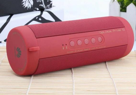 2019 Caixa De Som Bluetooth 5.0 Huawei 30w Com Rádio Fm Portable Speaker T2 - Ipx5 Waterproof - Super Lançamento 2019