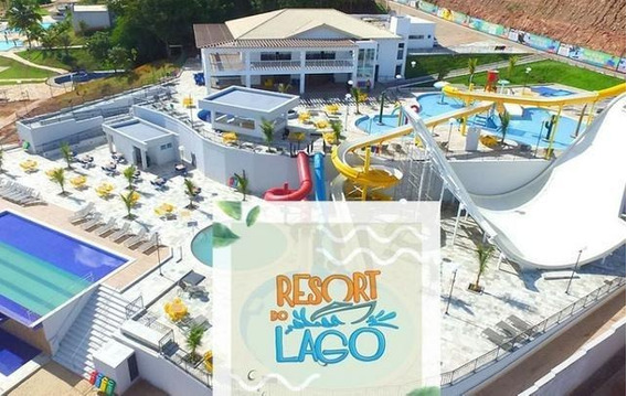 Apartamento De 84 M² No Resort Do Lago ( 1 Cota )