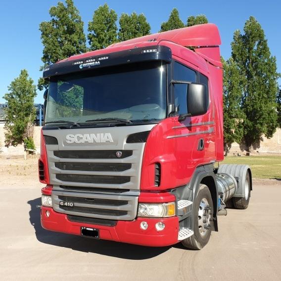 Scania G410 Automático Con Retarder. 4x2. Tractor.