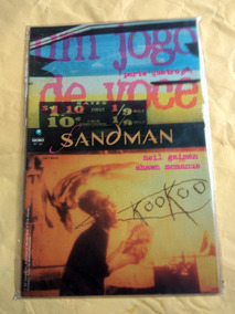 Dc Hq Sandman Um Jogo De Voce Parte 4 N°35