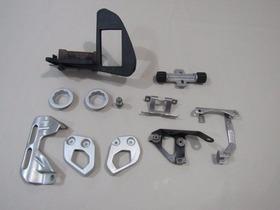 Kit Suporte Acabamento   Original Bmw 1200 Gs 2013