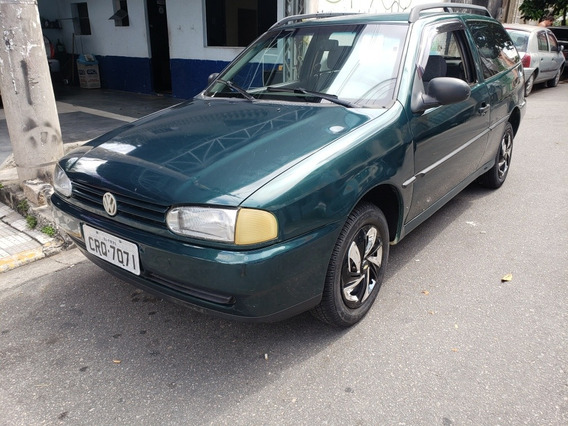 Volkswagen Parati Cl 1.6 R$7.999,00