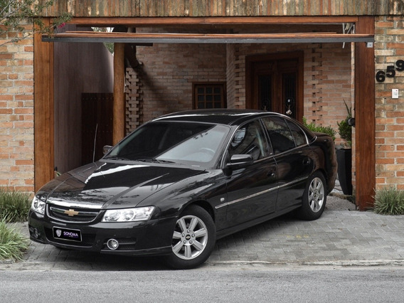 Chevrolet Omega Cd 3.6 V6 - 2005 - Blindado