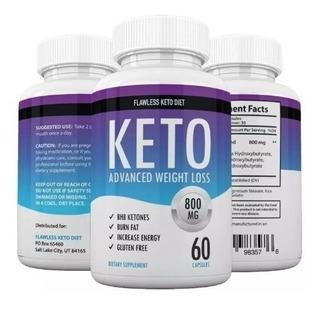 Keto Advance Weight Loss X 3 Frascos