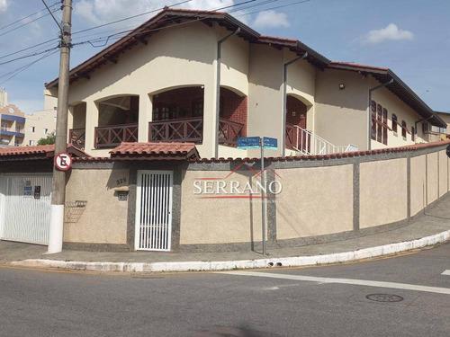 Casa À Venda, 283 M² Por R$ 1.200.000,00 - Jardim Primavera - Vinhedo/sp - Ca0797