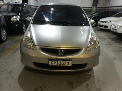 Honda Fit 1.5 S 16v Gasolina 4p Automático