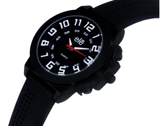 Reloj Relojes Moda Hombre Mujer Casual, 6143 B