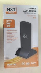 Antena Digital Interna Externa Amplificada
