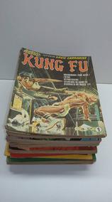 Coleção Revista Kung Fu Da Nº 1 Até Nº 45 -
