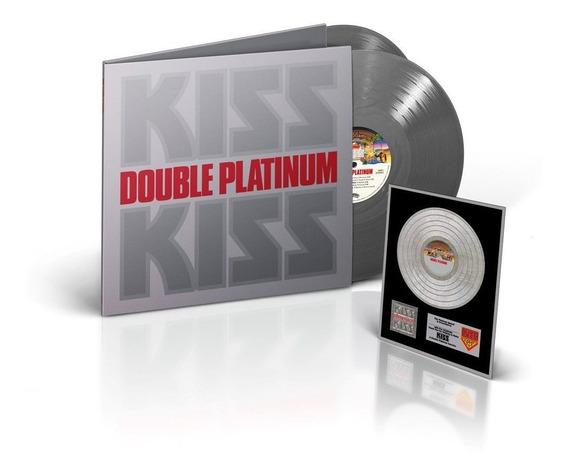 Kiss Lp Double Platinum Limited Edition Vinil Colorido 2019