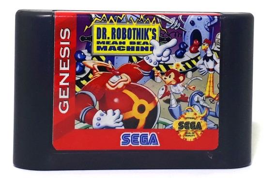 Dr Robotniks Mean Bean Machine! Sem Juros! Loja Campinas