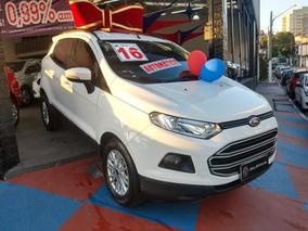 Ford Ecosport 2.0 16v Freestyle 4wd Flex 5p