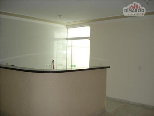 Casa Com 3 Dormitórios À Venda, 100 M² Por R$ 390.000,00 - Parque Nova Carioba - Americana/sp - Ca0917