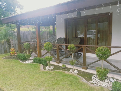 Villa Amueblada En Renta En Jarabacoa La Vega