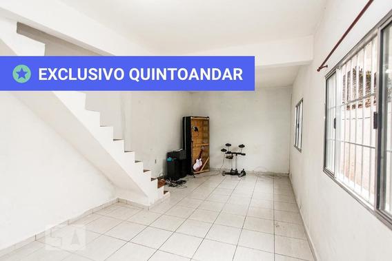 Casa Com 1 Dormitório - Id: 892973614 - 273614