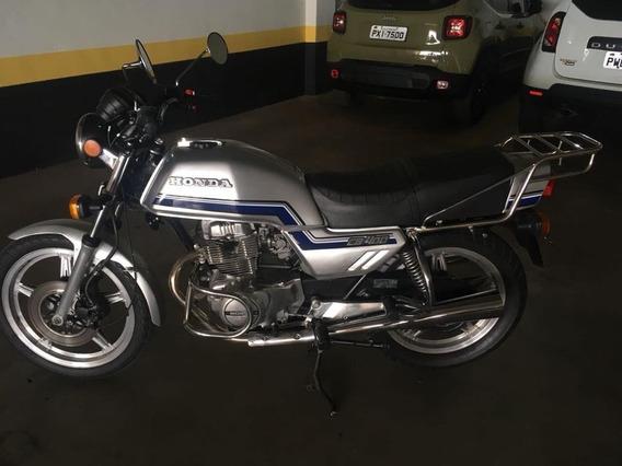 Honda Cb 400 Esportivas