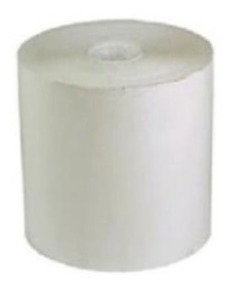 Caja De 50 Rollos De Papel Termico 57mmx35m Centro 12mm