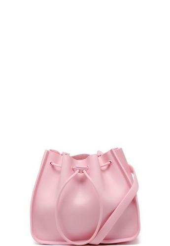 3c109fd52 Petite Jolie Bolsa Saco Petite Jolie Fosca Rosa - R$ 89,90 em Mercado Livre