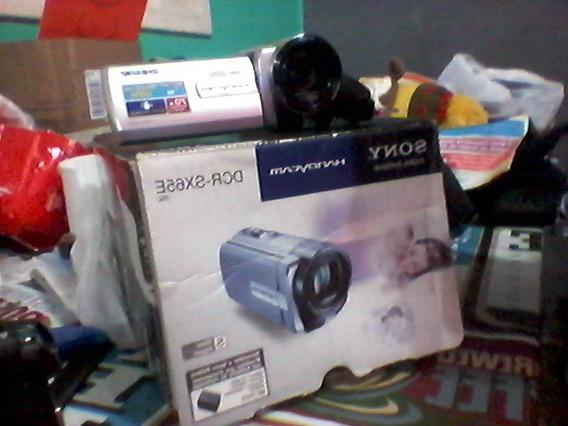 Camera Filmadora Sony Dcr-sx65e