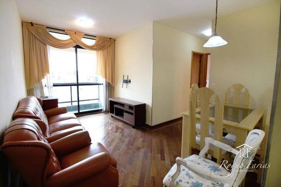 Apartamento Com 2 Dormitórios À Venda, 50 M² Por R$ 378.000,00 - Jaguaré - São Paulo/sp - Ap4473