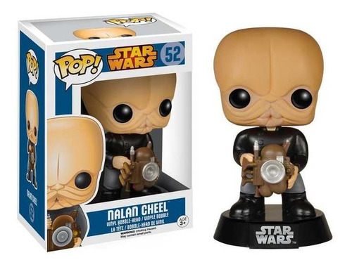 Nalan Chell Star Wars  - Funko Pop Caja Dañada