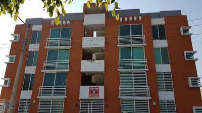 Departamento Amueblado En Renta En El Colli Urbano