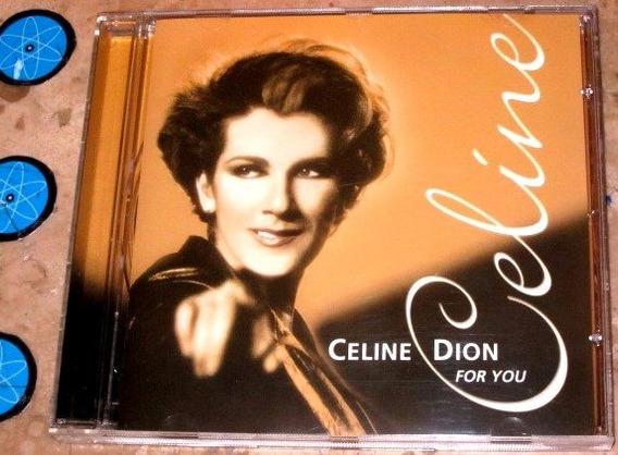 Cd Celine Dion - For You (1995)