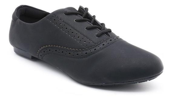 Sapato Oxford Facinelli Preto 51101
