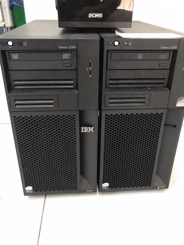 Servidor Ibm X3200 Intel Xeon