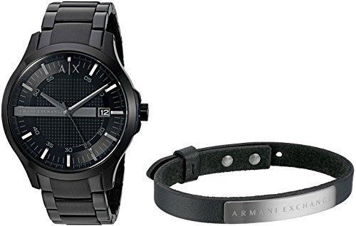 Juego De Regalo A / X Armani Exchange Smart Watch Mas Bracel