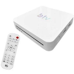 Mp Smart Tv Branco Uhd Android 7.1 Multimédia