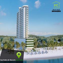 Moderno Proyecto De Apartamentos Ubicados En Juan Dolio.