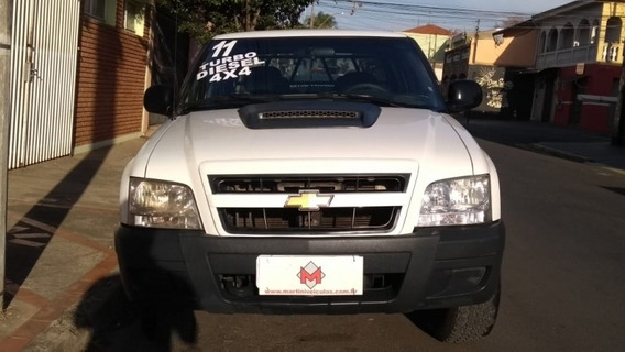 S10 2.8 Colina 4x4 Cd 12v Turbo Electronic Interc 2010/2011