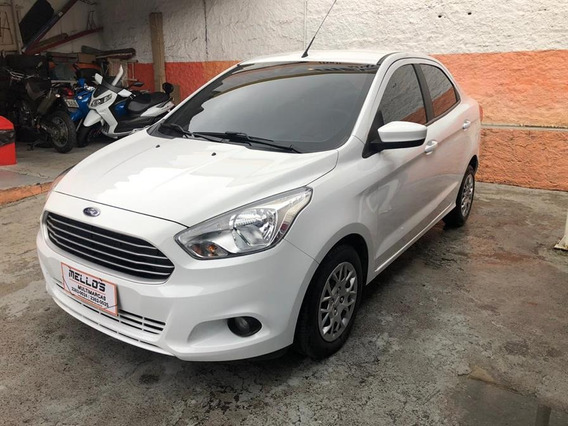 Ford Ka+ Sedan Se 1.5 16v (flex) Manual