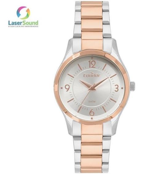 Relógio Condor Feminino Co2036kvn/5k C/ Garantia E Nf
