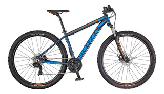 Bicicleta Scott Aspect 760 Azul/naranja Mountain Bike 27.5