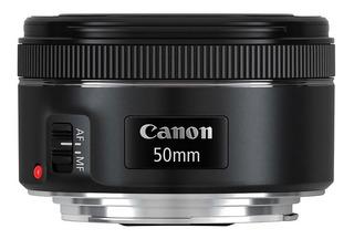 Lente Canon Ef 50mm F/1.8 Stm Nuevo Original