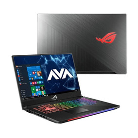Notebook Asus Rog Strix Ii Gl704gv-ds74 I7 16gb Rtx 2060 6gb
