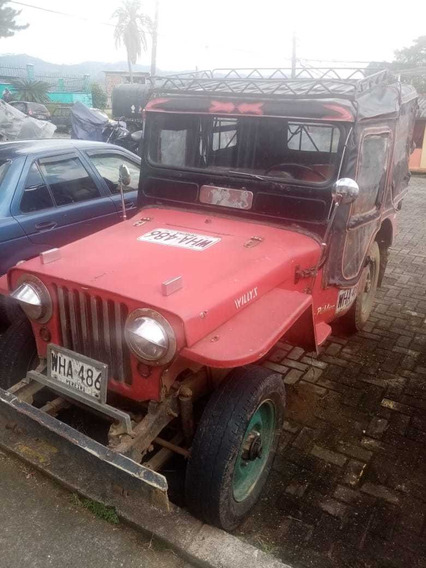 Jeep Willys Mingerra